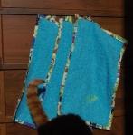 spersonalizowane haftem ręczniczki przedszkolaków