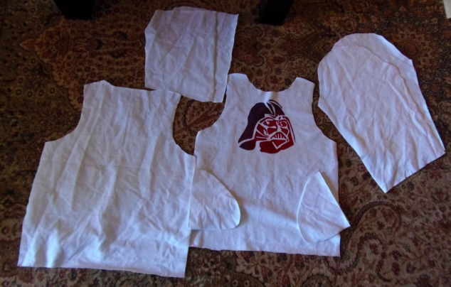 Star Wars DIY hoodie